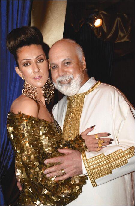 Céline Dion et René Angélil ☝️Mariage Las Vegas 2000
