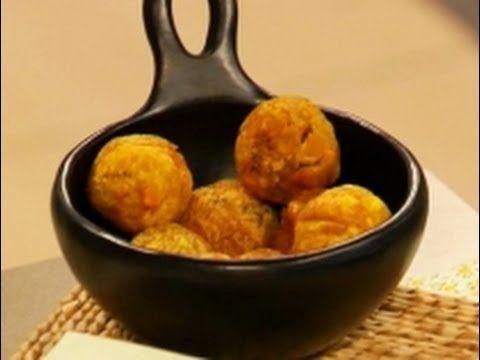 RECETAS DE COMIDA COLOMBIANA: MARRANITAS (o PUERQUITAS) hummmm Deliciosas.