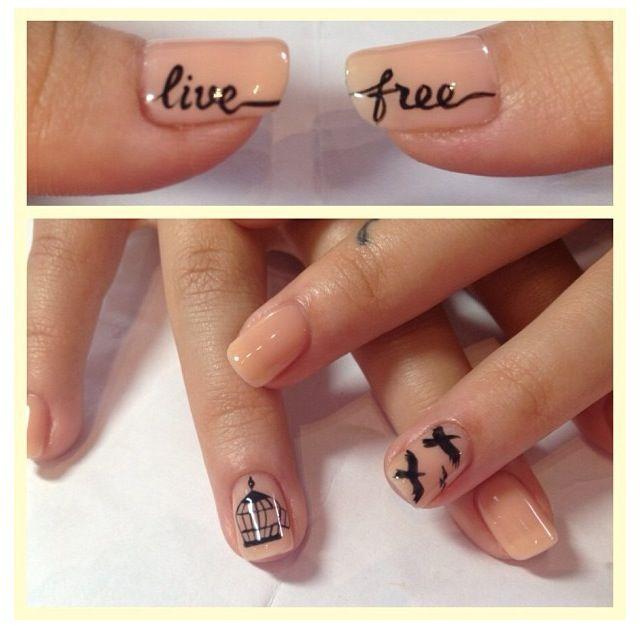 Unha de noiva | Pretty nails, French nails, Trendy nails