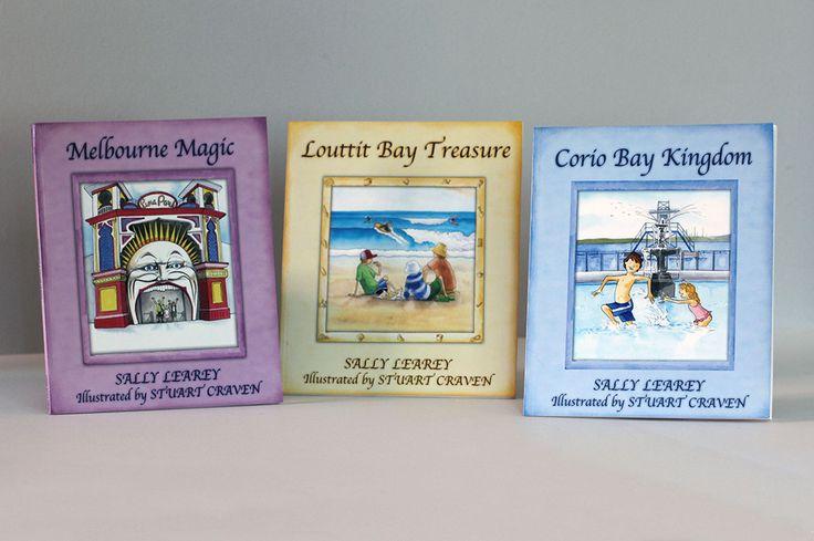 Publishing of children's books