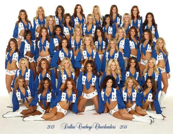 dallas cowboys cheerleaders 20132014 my boyz