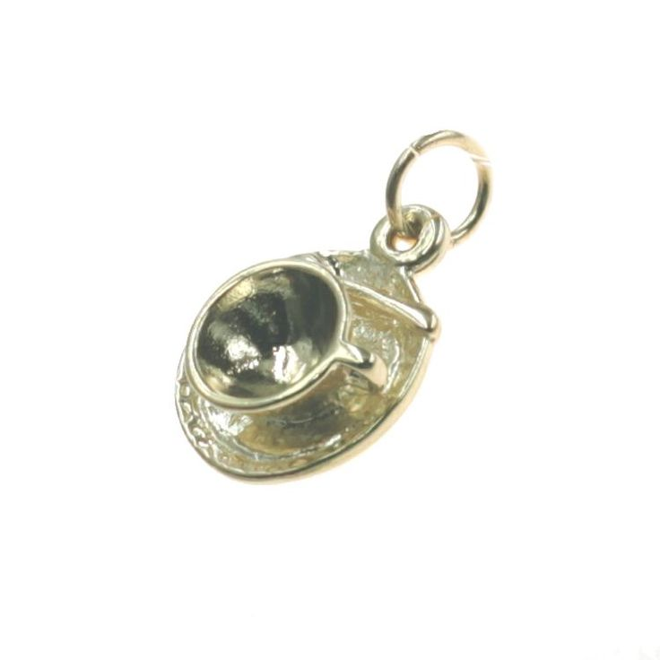 Buy our Australian made Cup and Saucer Charm - chr-0706 online. Explore our range of custom made chain jewellery, rings, pendants, earrings and charms.