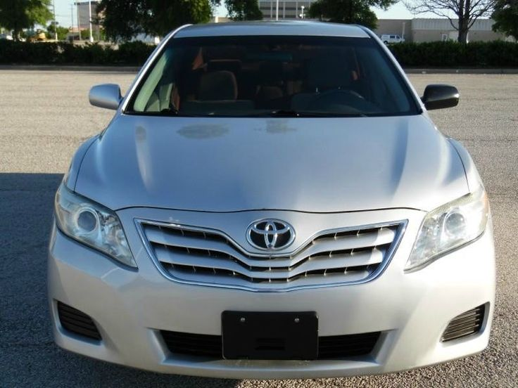 2010 Toyota Camry $7200 http://www.ecarspro.com/inventory/view/9097190