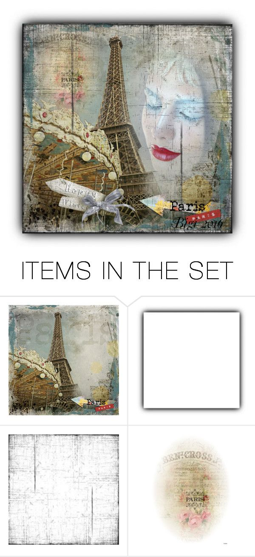 Paris a dream by barbara-gennari on Polyvore featuring arte