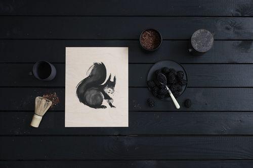 Pinja Forsman for Teemu Järvi Illustrations. Styling by Pinja Forsman.