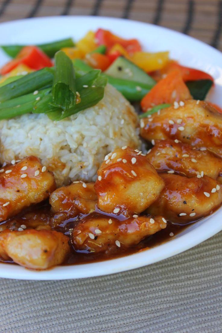 Deals to Meals: Sesame Orange Chicken Stir Fry