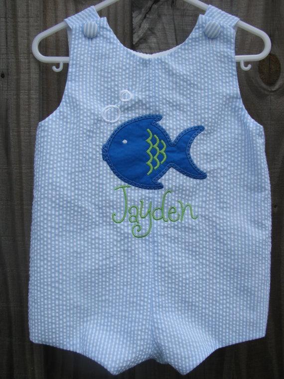 Fishy Jon Jon by Jessicagreer37 on Etsy, $36.00