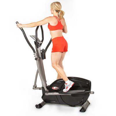 Rutina de ejercicios con máquinas: elíptica | Línea y Forma