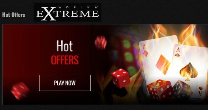 Casino Extreme No Rules Bonus Codes