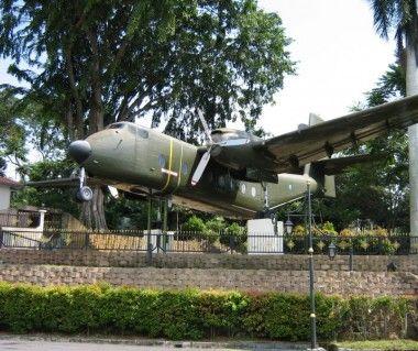 Army museum, Port Dickson, Malaysia, Asia