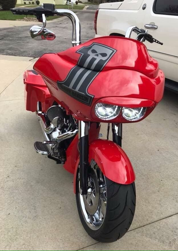 Road Glide With Images Harley Davidson Pictures Harley
