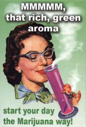 Weed Meme of a stoner mom smoking some good green weed. Description from 420singles.com. I searched for this on bing.com/images