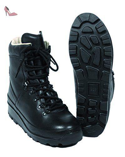 bw chaussure de mon ne mil tec bw chaussures de mon ne noir
