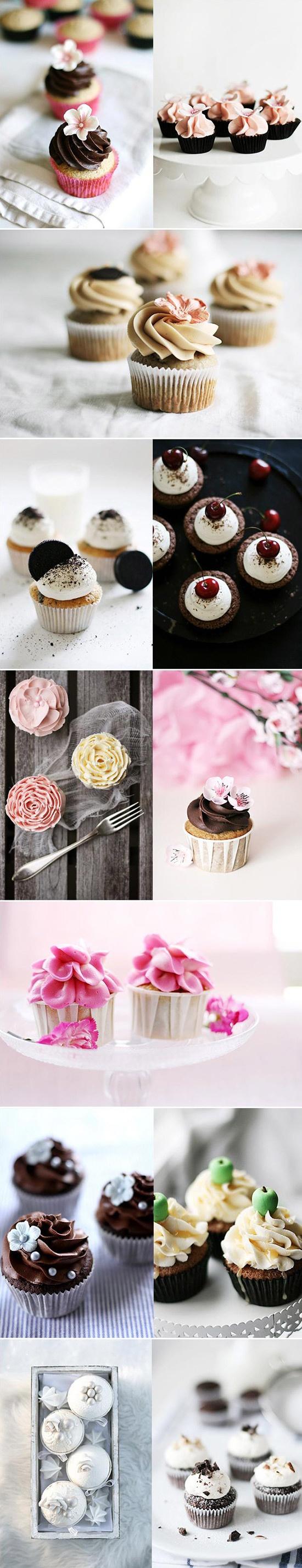 Cupckake Decorating Inspiration