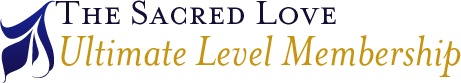 Can't decide which one of Sacred Love's membership options is best for you?    Then sign up for the, Ultimate Level - The All Inclusive Sacred Love Membership - that includes all three - Silver, Gold and Platinum levels. Have access to all of the Sacred Love services-Singles On-Line Dating or Couples Connection Services, the Love Spa audio/ visual menu, and Empowered Relationships TV shows whenever you want!