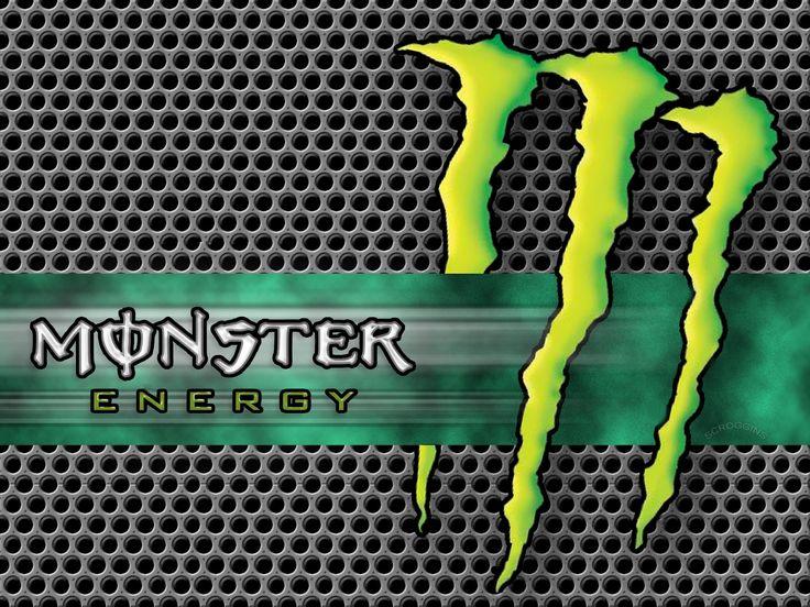 High Quality #Monster Energy Drink Logo