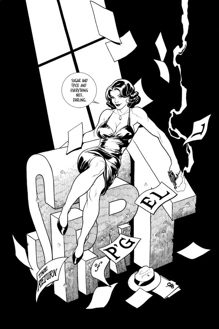 The Spirit by Frank Cho