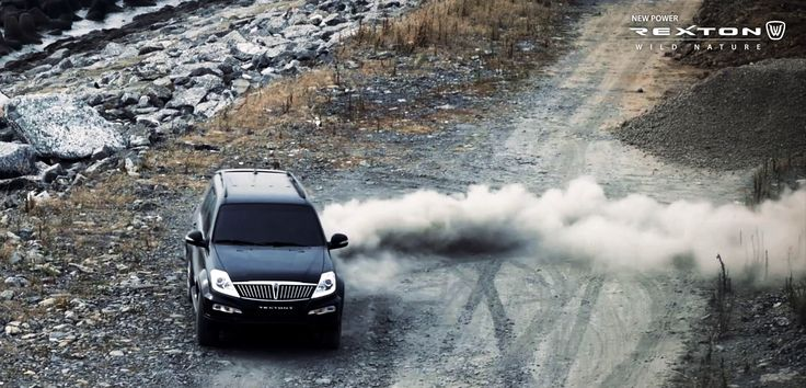 렉스턴W 의 강력한 파워 거대한 모래 폭풍을 만들어내다.  Wild Nature Rexton W  https://goo.gl/uqLwwY   #쌍용자동차 #ssangyong #렉스턴W #RextonW #모래폭풍 #파워