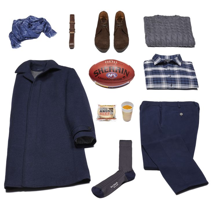 Game Day: What to wear to the AFL.