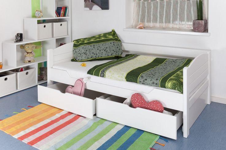 die besten 25 funktionsbett 90x200 ideen auf pinterest kinder funktionsbett holzbett 90x200. Black Bedroom Furniture Sets. Home Design Ideas