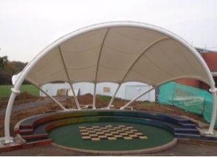 School Playground Canopy