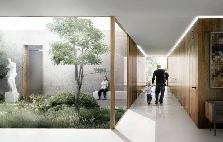 MOSCOW MEDICAL CENTER - we architecture