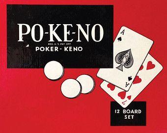 keno poker