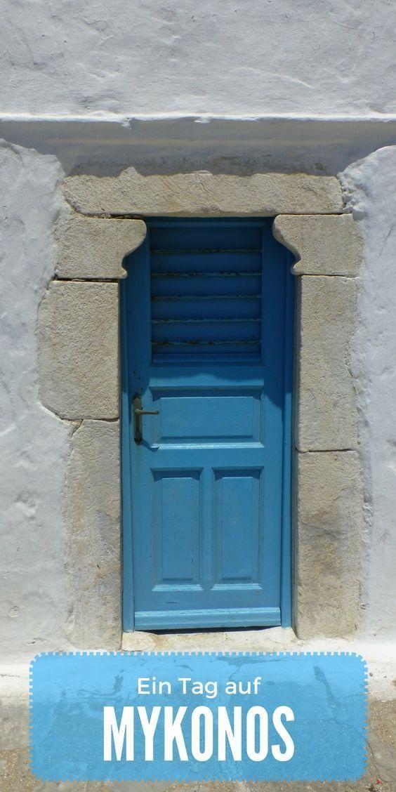 Du machst während einer Kreuzfahrt Halt auf Mykonos und fragst Dich, was Du unternehmen sollst? Lies' hier wie ich meinen Landgang auf Mykonos verbracht habe. (scheduled via http://www.tailwindapp.com?utm_source=pinterest&utm_medium=twpin)