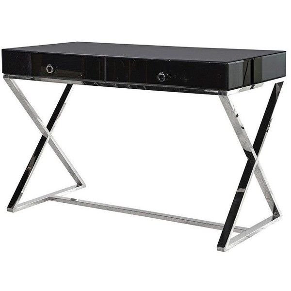Bonham Steel   Black Desk   830    liked on Polyvore featuring home   furniture. 27 best Liang   Eimil Collection   Designer Furniture for Interior