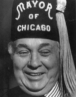 Richard J. Daley -  1955 though the end of 1976 by Richard J. Daley