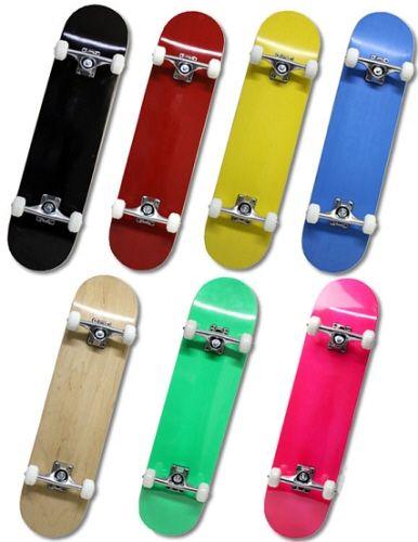 【楽天市場】【スケートボードデッキ】BLANK DECK(ブランクデッキ)コンプリート(完成品)※ウィールのデザインが変わる場合があります。 【350】:ブルーピーター