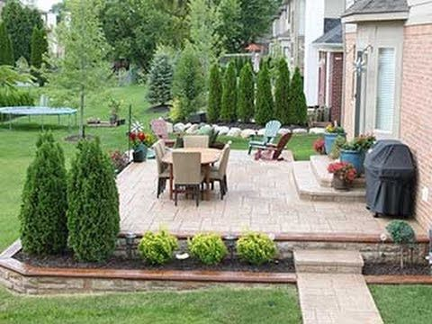 Awesome Concrete Patio Cost~Stamped Concrete Patio Cost Albany Ny   YouTube