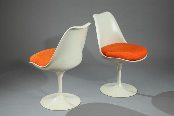 Tulip Chair By Eero Saarinen For Knoll 1950s 6 Chair Diy Chair Shop Chair