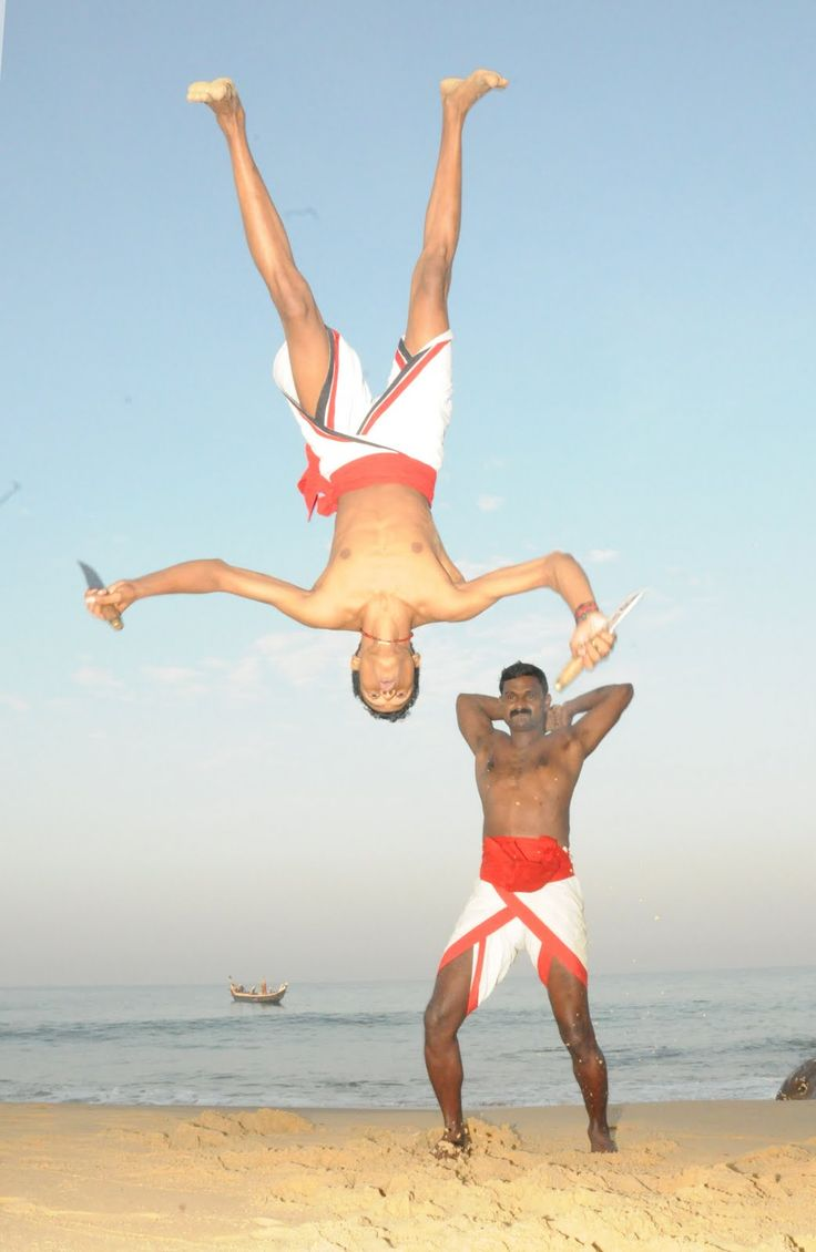 Kalari Payattu  Indian martial art