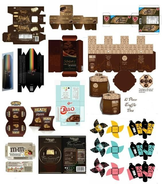 4264 Best Miniature Printable Food Images On Pinterest