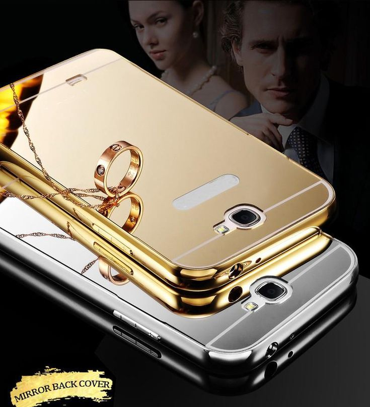Mirror case For Samsung Galaxy Note 2 3 4 5 Capa Alumimum Metal Frame back cover for Samsung J1 J1ace J2 J3 J5 J7 N7505 S7 S5 S3 | Best Online Store - FREE DELIVERY WORLDWIDE