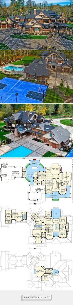 8515 sq ft Craftsman Masterpiece with Studio
