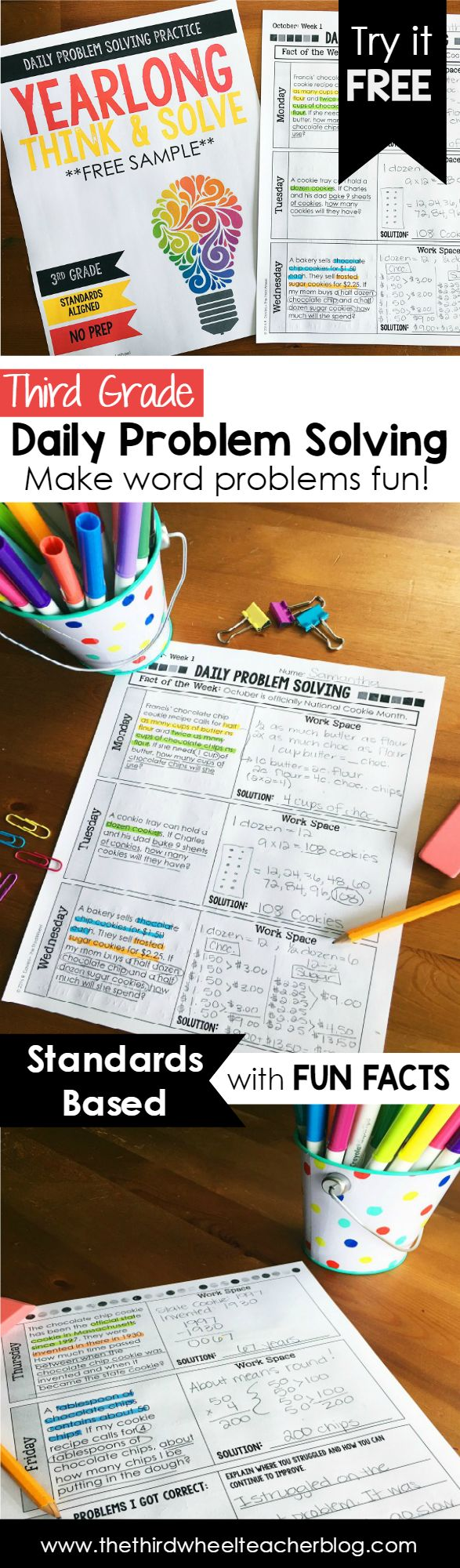 importance of problem solving in math