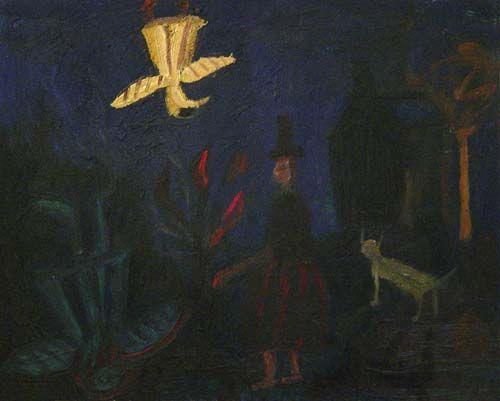 STUCKISM Jacqueline Jones paintings