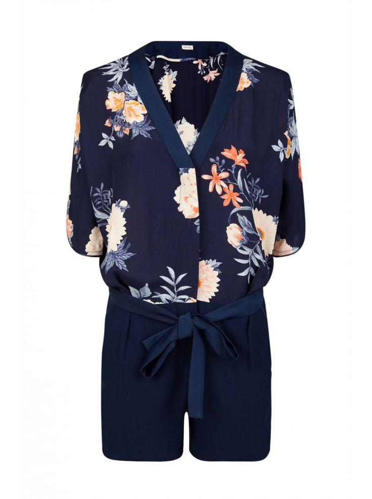 NAF NAF - Combinaison inspiration kimono IMPRIME - Combinaisons