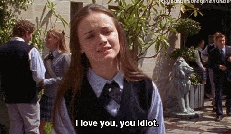 Gilmore Girls!: Iloveyou, Poodle Already, I Love You, Girls Generation, Quote, Life Lessons, Dean O'Gorman, Gilmore Girls, Stars Hollow