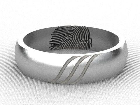 Men's wedding ring - carey pearson design