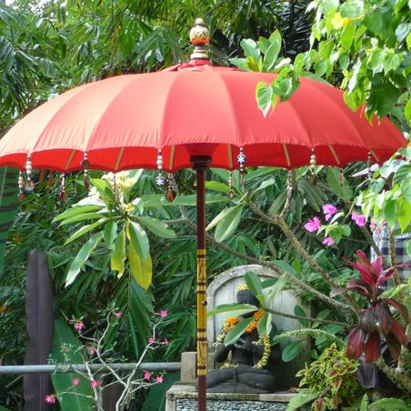 Exceptional Bali Red   The Paradise Collection : Indian Garden Company