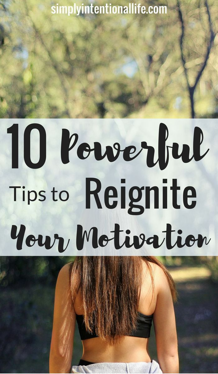 Are you looking for ways to get motivated?  This post will help you channel your energy and get motivated again.  Click here for the tips you can use now!