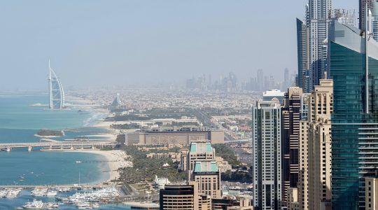 VIDA23 DE SETEMBRO Os visitantes gastam mais dinheiro em Dubai do que em qualquer outro lugar na Terra