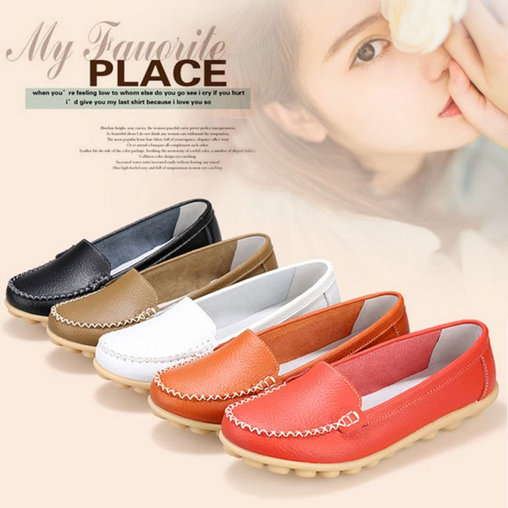 Aliexpress.com : Buy 1Pair 2016 New Casual Loafers Fashion Women Flats Peas  Comfortable Flat