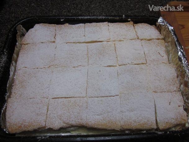 Krémeš ako z cukrárne - Recept