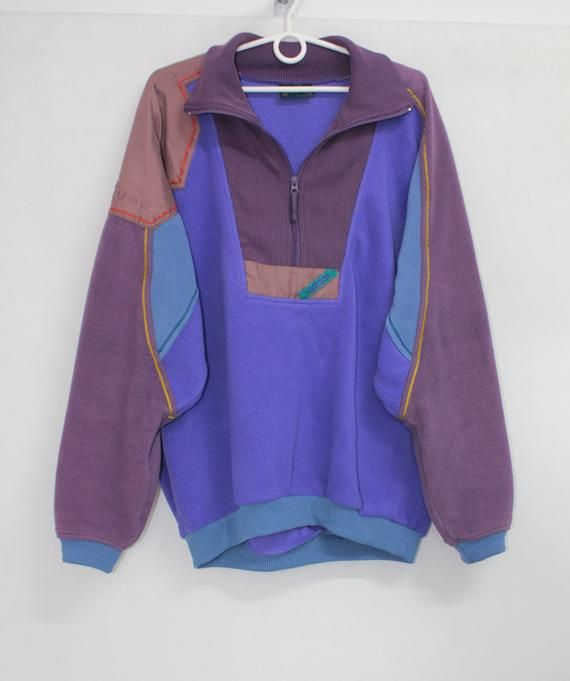 adidas adventure fleece vintage