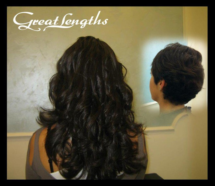 Hair Great Lengths Extension Hairstyle Find Us On Www Facebook Com Greatlengthspoland