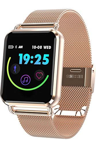 a16796e4a7fa20 #shopping Smart Watch Color Touch Screen Pedometer Heart Rate Monitor Blood  Pressure Activity Tracker Sleep Monitor Camera Bluetooth Sport Fitness  Tracker # ...
